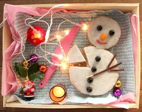 Gateau De Fete De Noel.Recette De Fête Un Chalet à Croquer Pour Noël