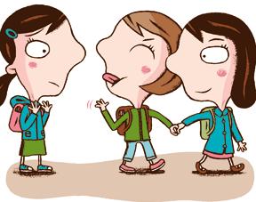De J Te Cause Plus A T Es Ma Meilleure Amie Les Amities Entre Les Enfants Se Nouent Et Se Denouent
