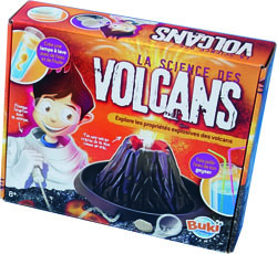 La science des volcans