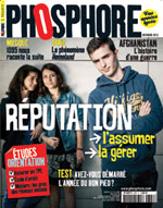 Couverture Phosphore octobre 2012