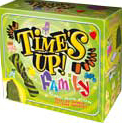 Times up family, jeu de societe