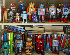 Collections_robots