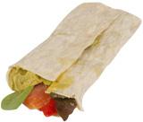 Recette de sandwich: Le roulé fumé (entrée)