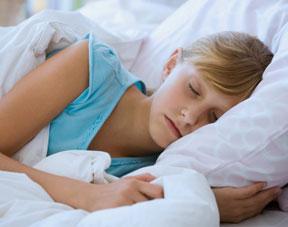 trouble sommeil enfant
