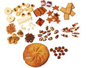 Les 13 desserts de no l mille feuilles mendiants pain - 13 desserts de noel recettes ...