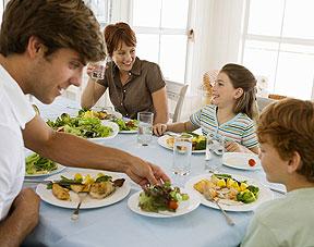 Anecdote : C'est bon ? dans Anecdotes repas_famille_menu