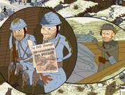 Consulter le dossier sur la Première Guerre mondiale - 1jour1actu!