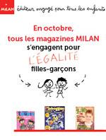 Milan s'engage pour l'égalité filles-garçons