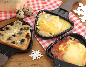Raclette trois recettes rapides faire avec les enfants - Faire une raclette originale ...