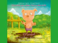 Marcel, le cochon qui avait peur de se salir