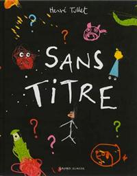 Sans titre, Hervé Tullet