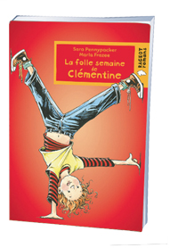 La folle semaine de Clémentine, Sara Pennypacker
