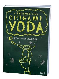 L'étrange cas Origami Yoda, Tom Angleberger