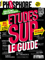 guide phosphore Etudes sup