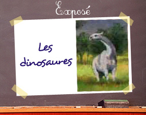 Expose-dinosaures